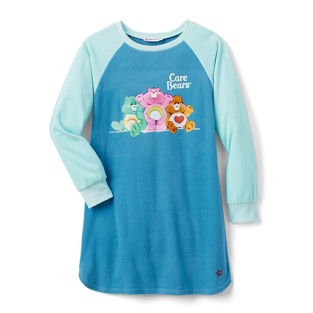 American Girl Courtney's Care Bears PJs for Girls Size S
