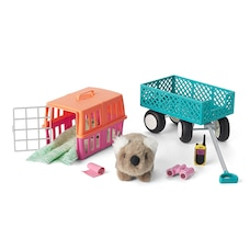 American Girl Kira's Wildlife Rescue Set