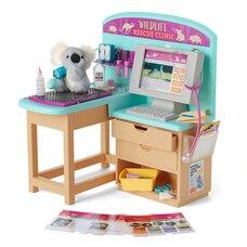 American Girl Table d'examen des animaux Kira's™
