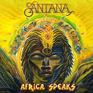 SANTANA - AFRICA SPEAKS - VINYL