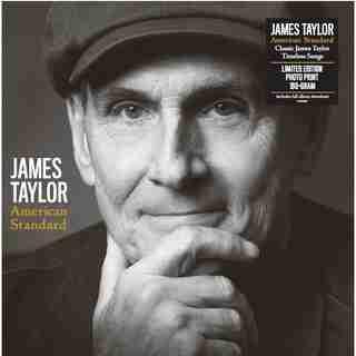 JAMES TAYLOR - AMERICAN STANDARDS - VINYL (INDIGO EXCLUSIVE EDITION)