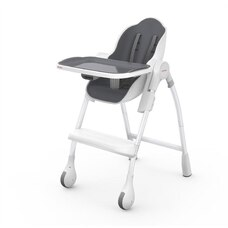 Oribel Cocoon High Chair Slate 6 Months-3 Years