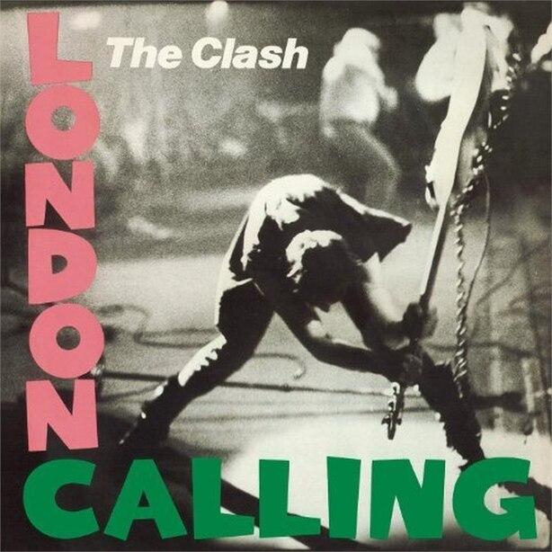 CLASH LONDON CALLING VINYL