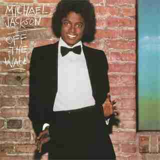MICHAEL JACKSON OFF THE WALL VINYL