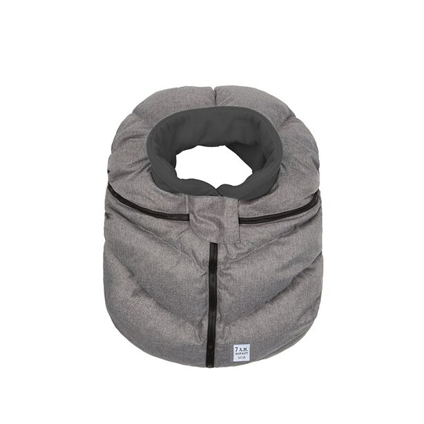 7 A.M. Enfant Car Seat Cocoon Heather Grey