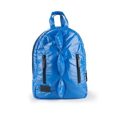 7 A.M.® Mini Backpack Dinosaur Blue