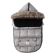 7 A.M.® ENFANT LE SAC IGLOO Heather Grey Small 0 TO 6 MONTHS
