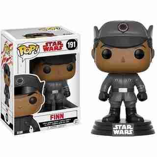 Funko POP! Movies Star Wars The Last Jedi Finn Vinyl Figure