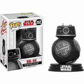 Funko POP! Movies Star Wars The Last Jedi BB-9E Vinyl Figure