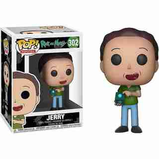 Funko POP! Animation R&M S3 Jerry
