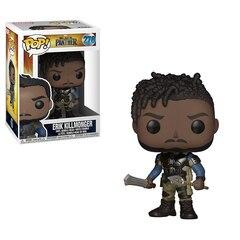 POP Marvel: Black Panther- Killmonger w/ Chase Les Styles Peuvent Varier