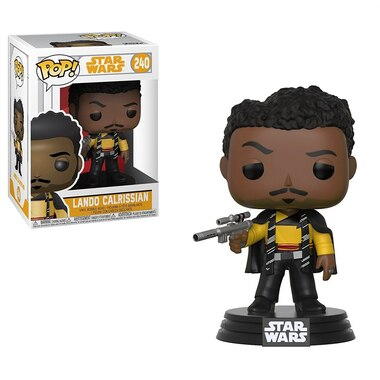 POP Star Wars: Solo W1 - Lando Main Outfit