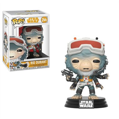 POP Star Wars: Solo W1 - Rio Durant
