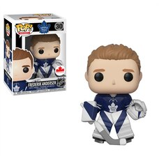 Funko Pop! NHL Toronto Maple Leafs (Home Jersey) Fredrik Andersen