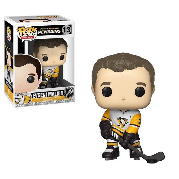 Funko POP! Sports Collectible Figure NHL 2018 Pittsburgh Penguins Evgeni Malkin
