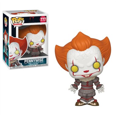 Funko POP! Movies: IT Chapter 2 Pennywise with Open Arms