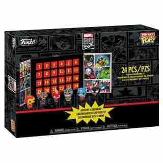 Funko Marvel Advent Calendar
