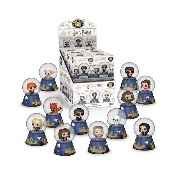 Funko POP! Harry Potter Snow Globes