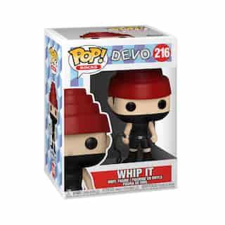 Funko POP! Devo - Whip It w/Whip