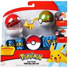 Pokémon™ Clip N Go Poké Ball Belt