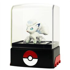 Pokémon™ Figure with Display Case Alolan Vulpix 2''