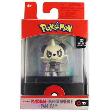 Pokemon Pancham Figurine