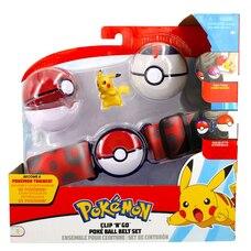 Clip N Go Poké Ball Belt - Pikachu