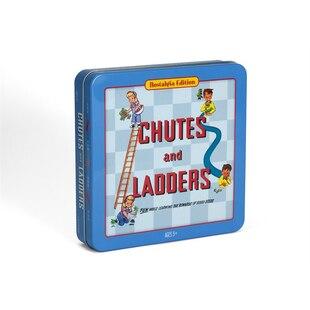 Chutes & Ladders Nostalgia Tin