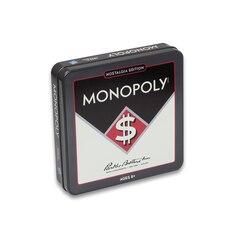 Jeu Monopoly Nostalgia Tin