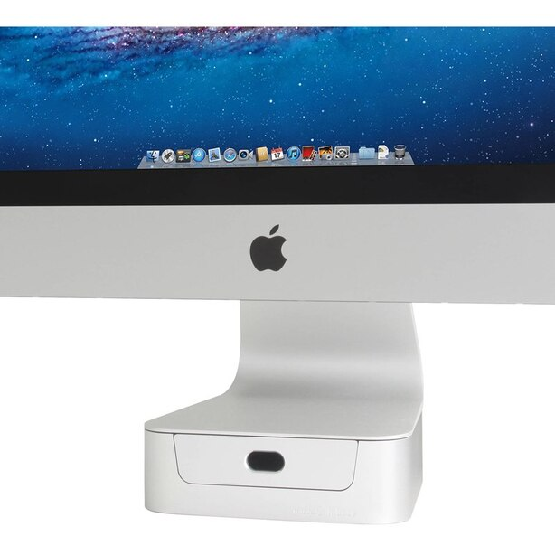 Rain Design mBase Stand for iMac 27'' - Silver