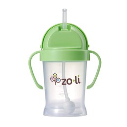 Bot Sippy Cup Green 6oz