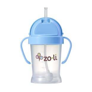 Bot Sippy Cup Blue 6oz