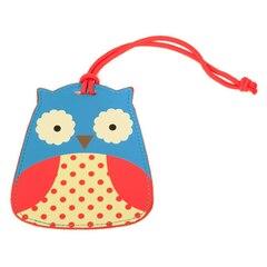 Skip Hop Zoo Luggage Tag, Owl