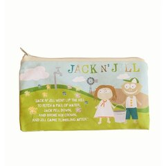 JACK N' JILL KIDS OVERNIGHT BAG