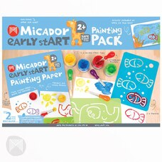 Micador Early Start Painting Pack