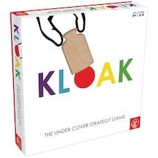 Kloak Board Game