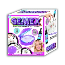 GEMEX Clam Shell Set