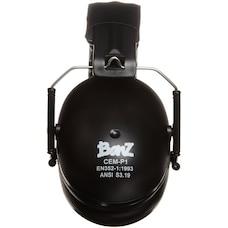 Baby Banz Earmuffs Kids Hearing Protection - Onyx