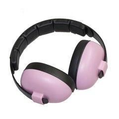 Banz Baby Earmuffs - Pink 0-2yrs
