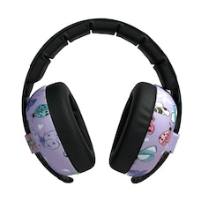 BANZ Earmuffs Infant Hearing Protection – Ages 0-2 Years - Butterfly