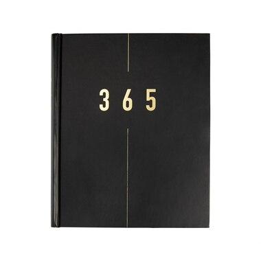 Kikki.K 365 Days, Life Essentials - Black & Gold