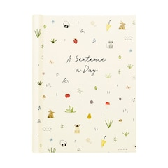 Kikki.K A Sentence A Day Journal, Sweet 2018 - Multi
