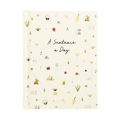 Kikki.K A Sentence A Day Journal, Sweet 2018 - Multi