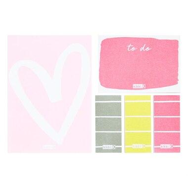 Adhesive Note Box Set - Love Life