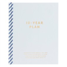 INSPIRATION JOURNAL: 10 YEAR PLAN