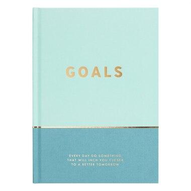 GOALS JOURNAL: INSPIRATION