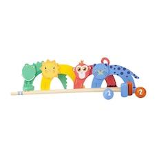 Sunnylife Kids Croquet Set - Zoo