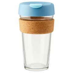 Tasse Keep Cup® Brew avec liège 16 oz – Bleu