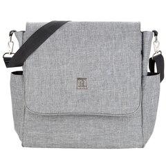 Ryco Diaper Bag Backpack Messenger Grey