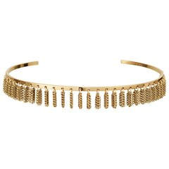 Jenny Bird® Collins Ave Choker - Polished Gold